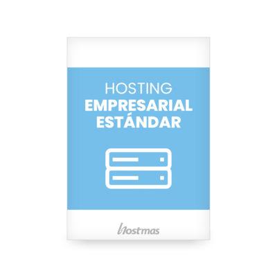 Hosting Plan Empresarial Estándar