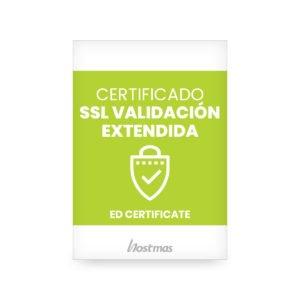 SSL Validación Extendida