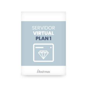 Servidor Virtual Plan 1