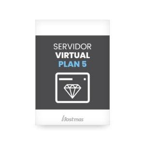 Servidor Virtual Plan 5
